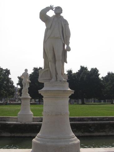 Statue de Galilée, face (1)